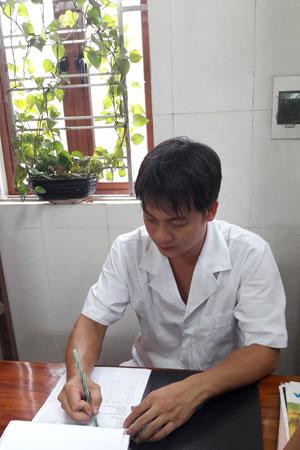 Bác sĩ Đông y Vũ Công Phú 1