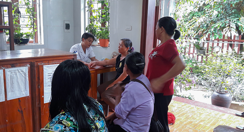 I. Một số hình ảnh hoạt động của nhà thuốc Đông Y Phú Vân 2