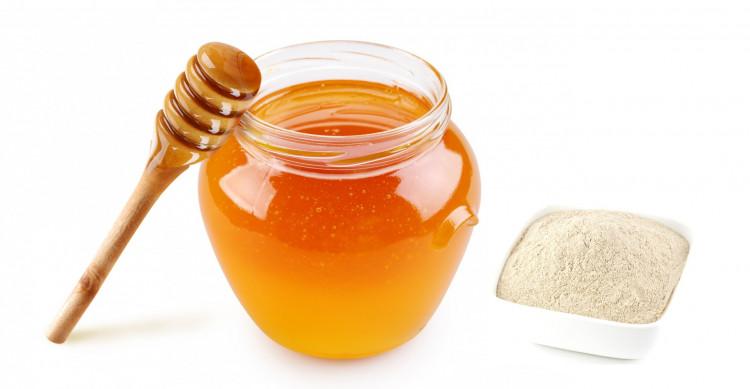 Cách ngâm tam thất mật ong 1